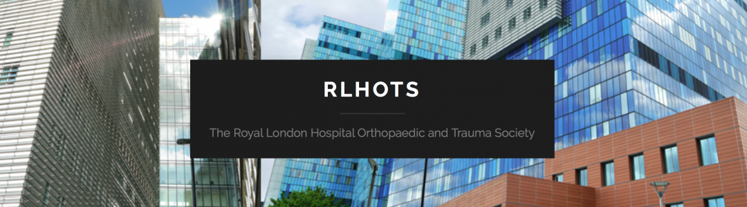 LEDA ORTHO AT THE 2016 RLHOTS MEETING