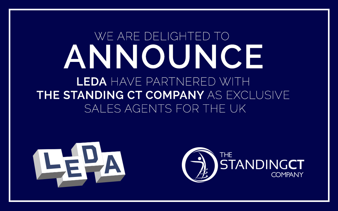 LEDA have partnered with The Standing CT Company